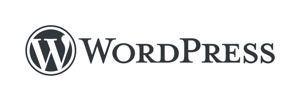 WordPress-logotipo-gris